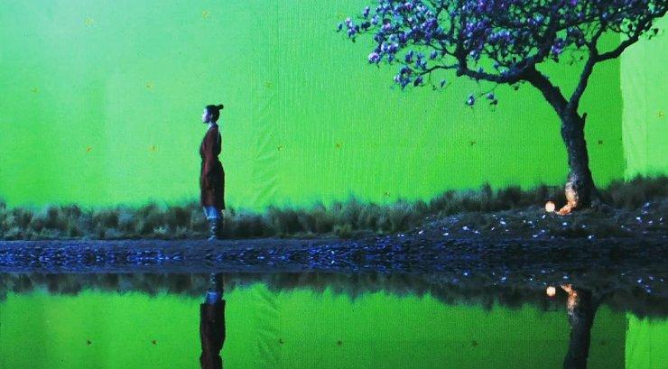 Промо-арт фильма «Мулан»