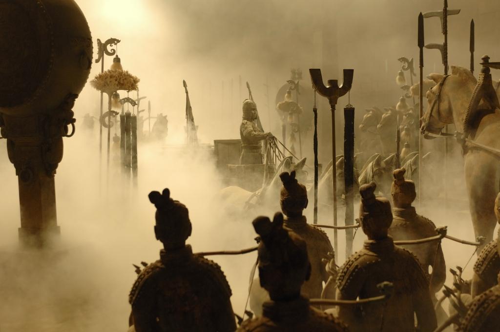 Мумия: Гробница императора драконов, кадр № 1