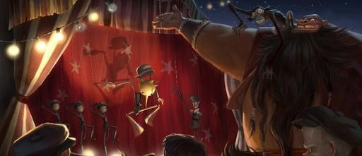 «Пиноккио» (Pinocchio)