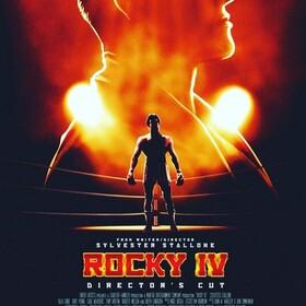 Промо-арт фильма «Рокки IV»