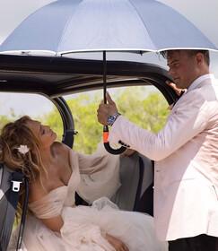 Промо-арт фильма «Shotgun Wedding»