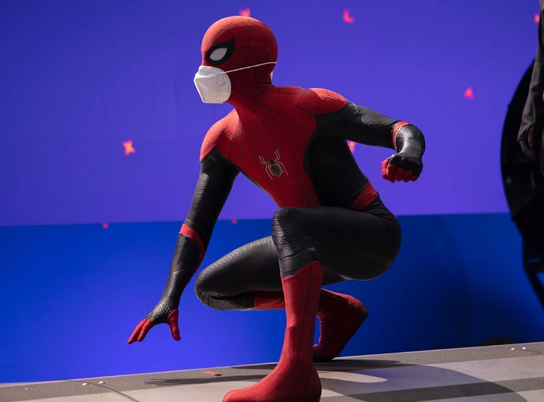 Человек-паук: Нет пути домой, кадр № 1
