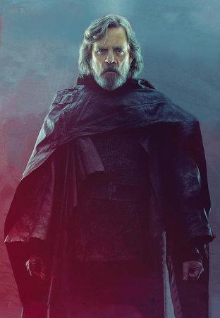 Промо-арт фильма «Звёздные войны: Последние джедаи»