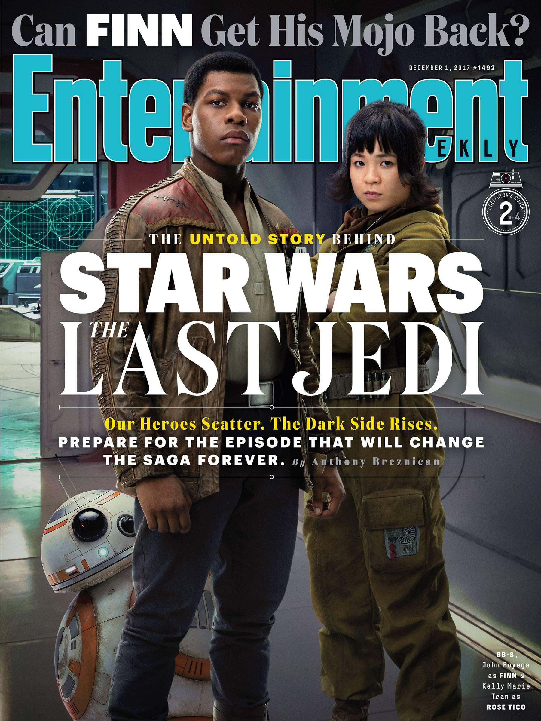 Звёздные войны: Последние джедаи, кадр № 21