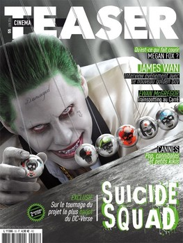 Промо-арт фильма «Отряд самоубийц»