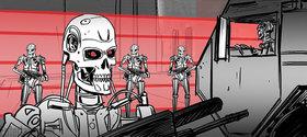 Промо-арт фильма «Терминатор: Генезис»