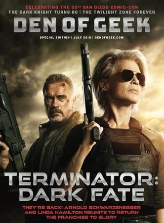 Промо-арт фильма «Терминатор: Тёмные судьбы»