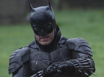 Промо-арт фильма «Бэтмен»