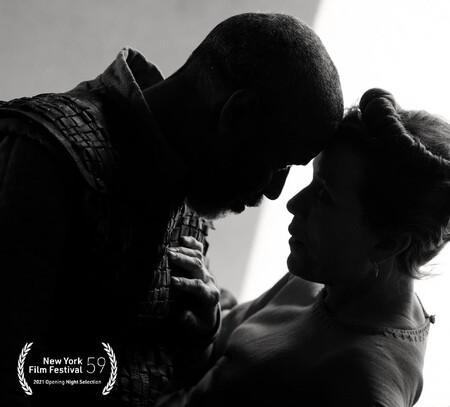 Промо-арт фильма «Трагедия Макбета»