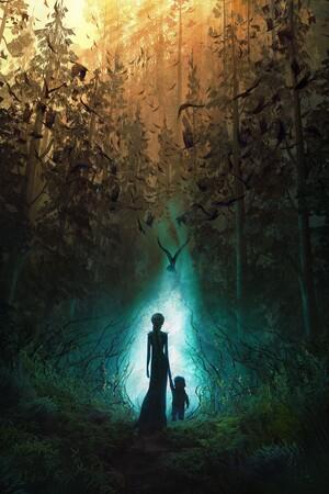 Промо-арт фильма «Вайлдвуд»