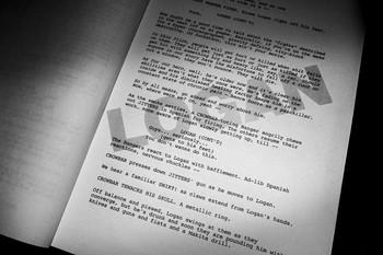 Промо-арт фильма «Логан: Росомаха»