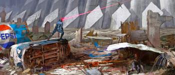 Промо-арт фильма «Люди Икс: Апокалипсис»