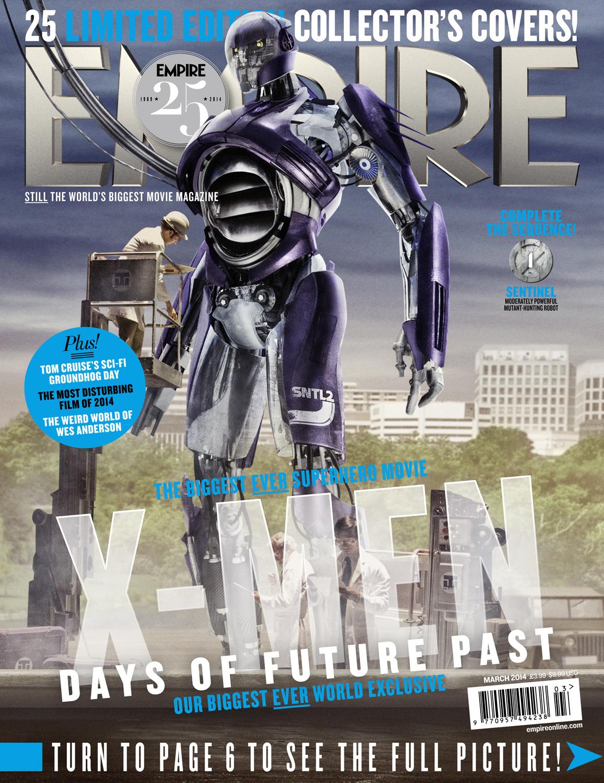 Люди Икс: Дни минувшего будущего, кадр № 1