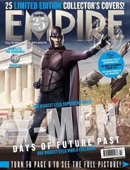 Промо-арт фильма «Люди Икс: Дни минувшего будущего»