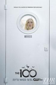 Постеры сериала «Сотня»