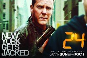 Постеры сериала «24 часа»