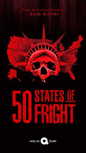Постеры сериала «50 штатов страха»