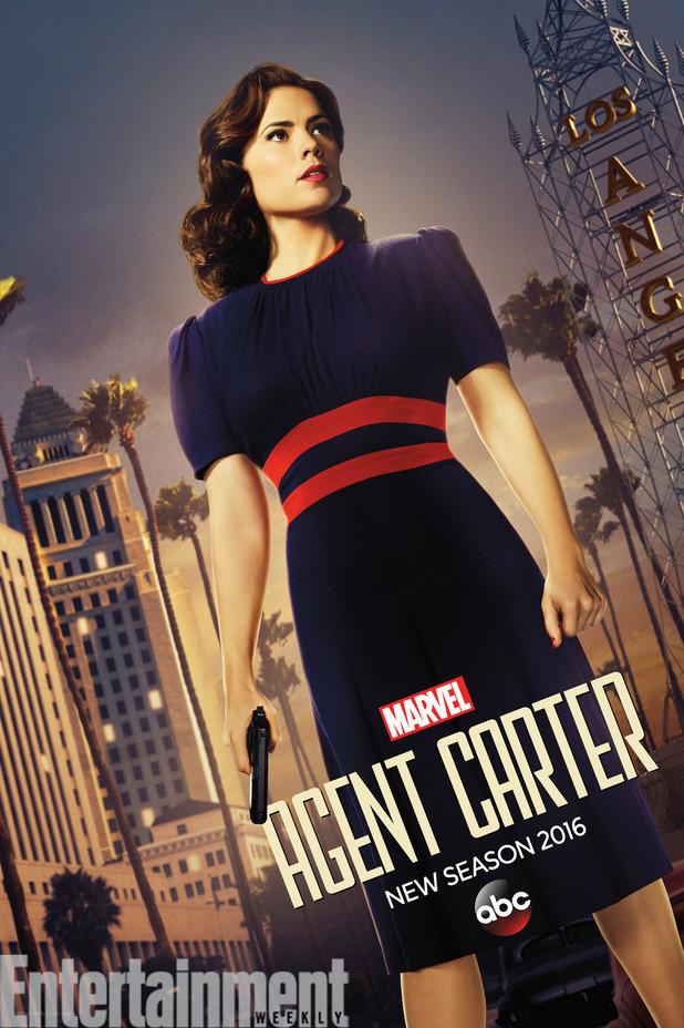 Агент Картер, постер № 6