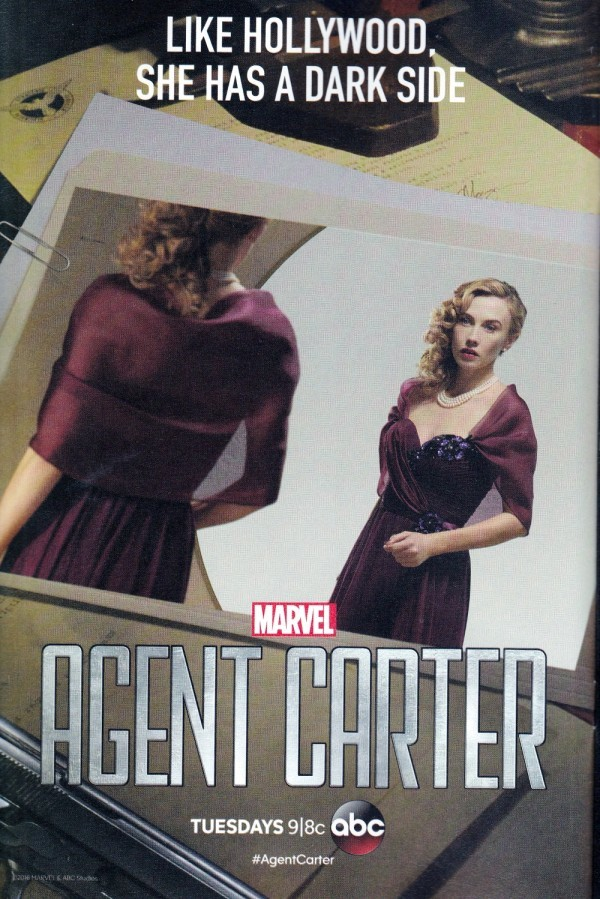 Агент Картер, постер № 9