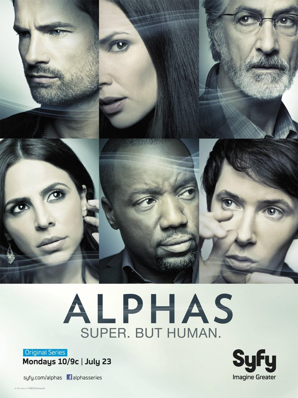 Люди Альфа, постер № 8