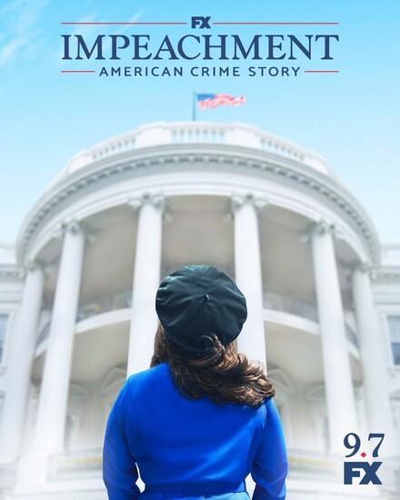 Постеры сериала «Американская история преступлений»