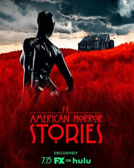 Постеры сериала «Американские истории ужасов»