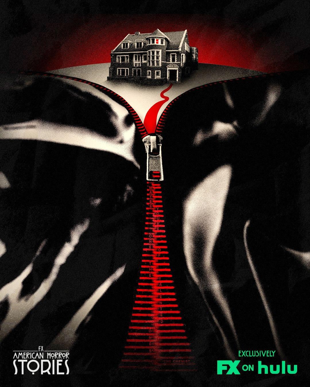 Американские истории ужасов, постер № 8