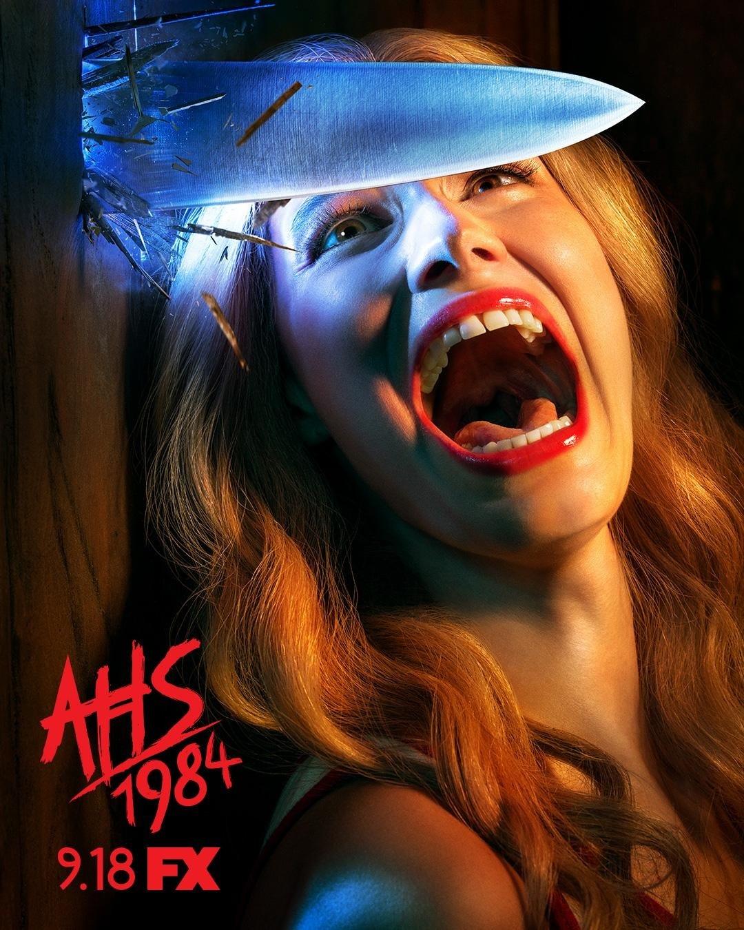 Американская история ужасов, постер № 1
