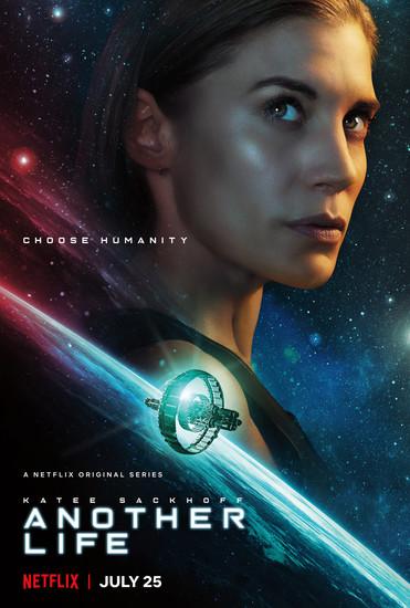 Постеры сериала «Другая жизнь»