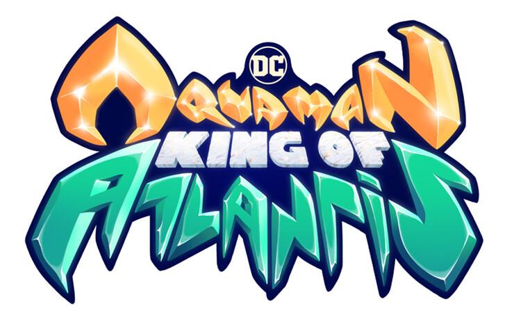Кадры из сериала «Аквамен: Король Атлантиды»