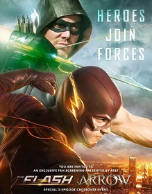 Постеры сериала «Стрела»