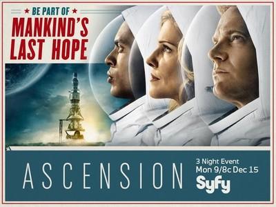 Постеры сериала «Вознесение»