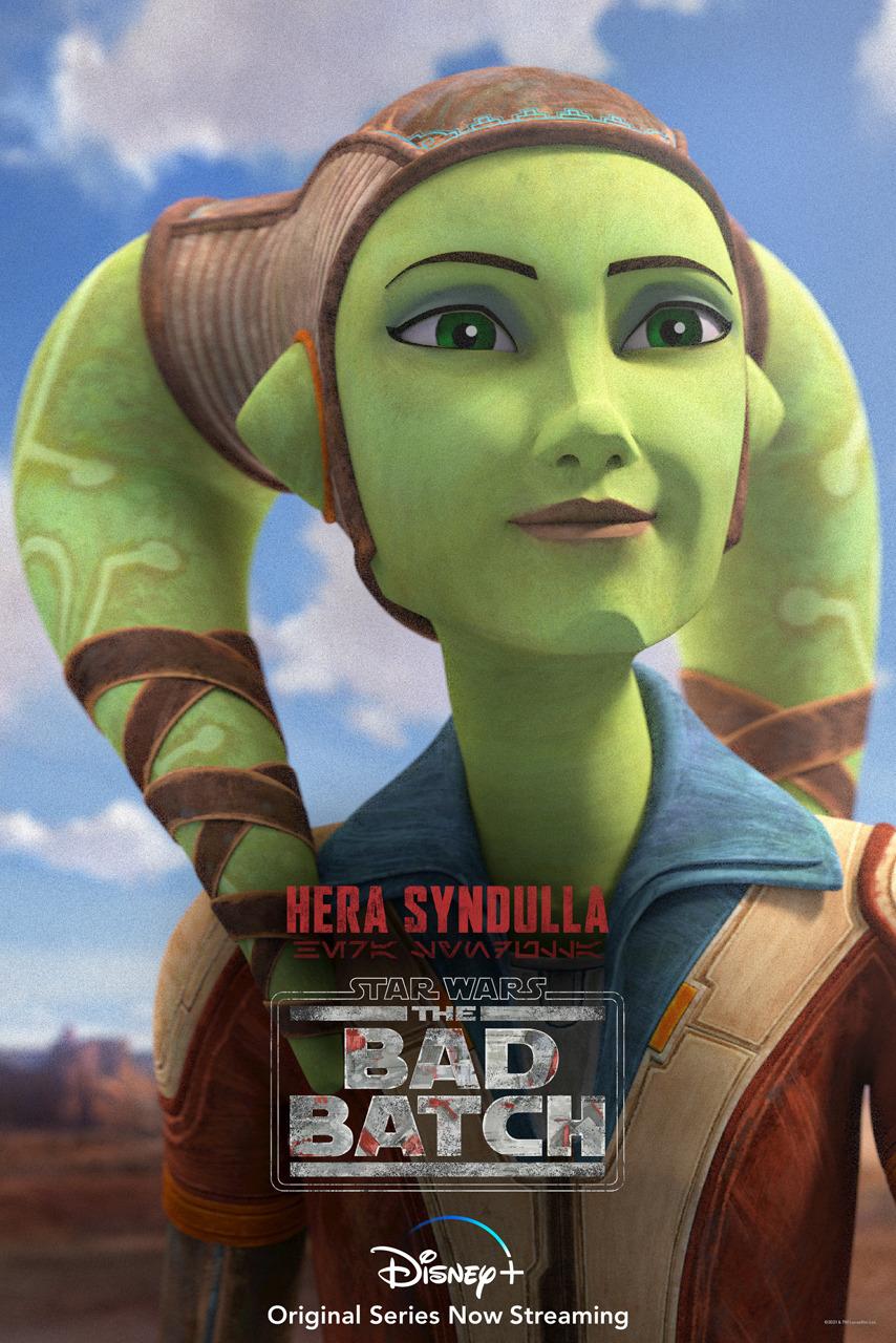 Звёздные войны: Бракованная партия, постер № 14
