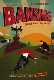 Постеры сериала «Банши»
