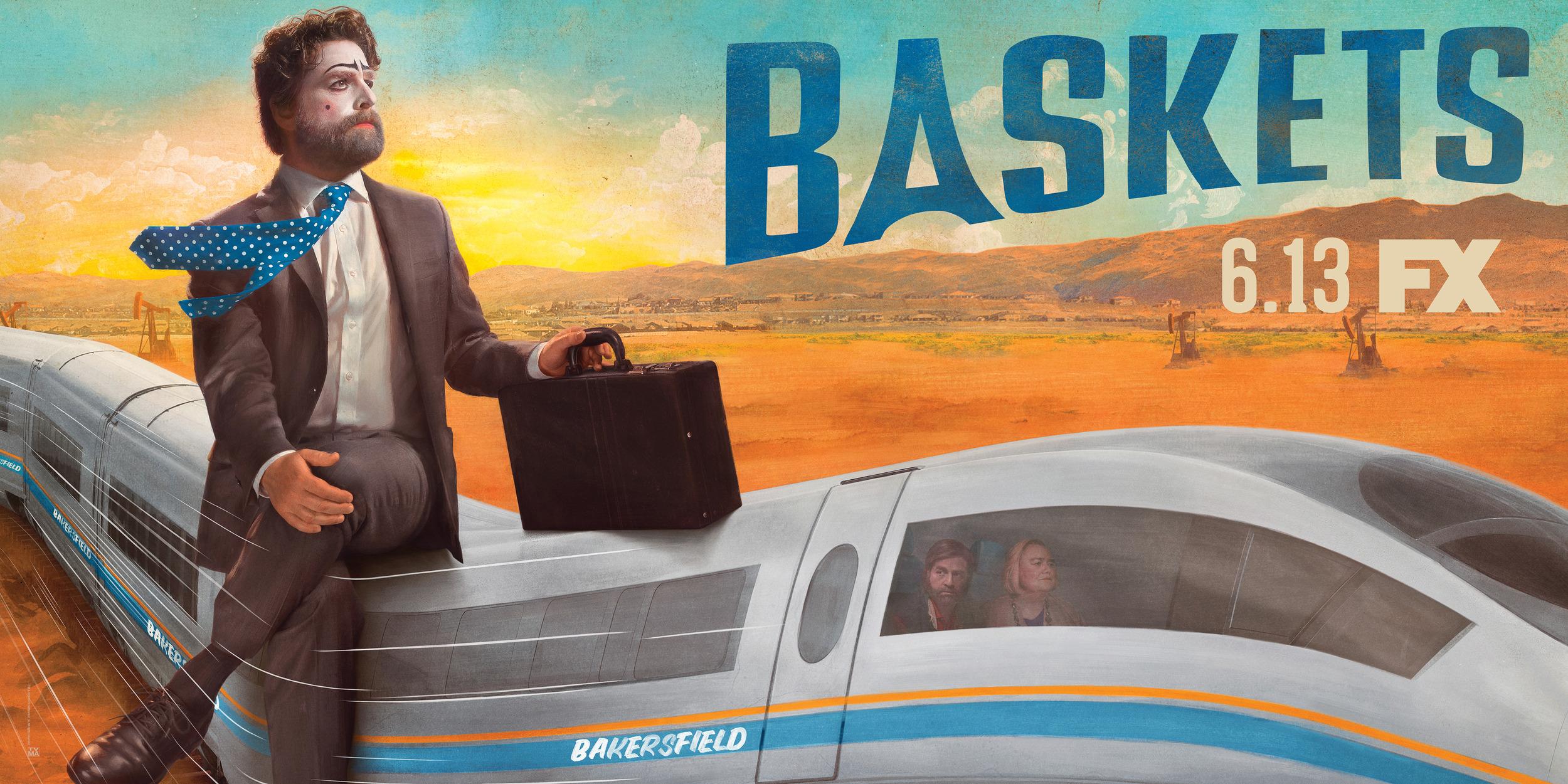 Баскетс, постер № 9