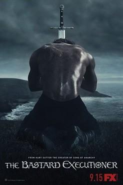 Постеры сериала «Палач»