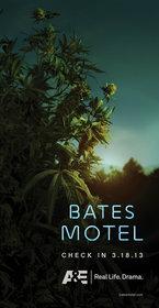 Постеры сериала «Мотель Бейтсов»