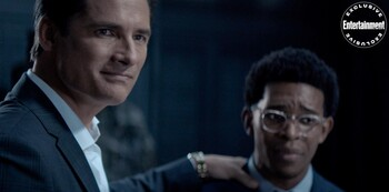 Кадры из сериала «Бэтвумен»