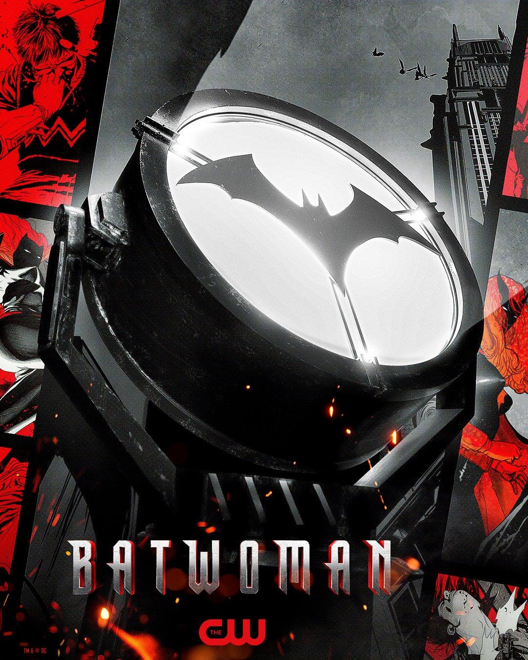 Бэтвумен, постер № 17