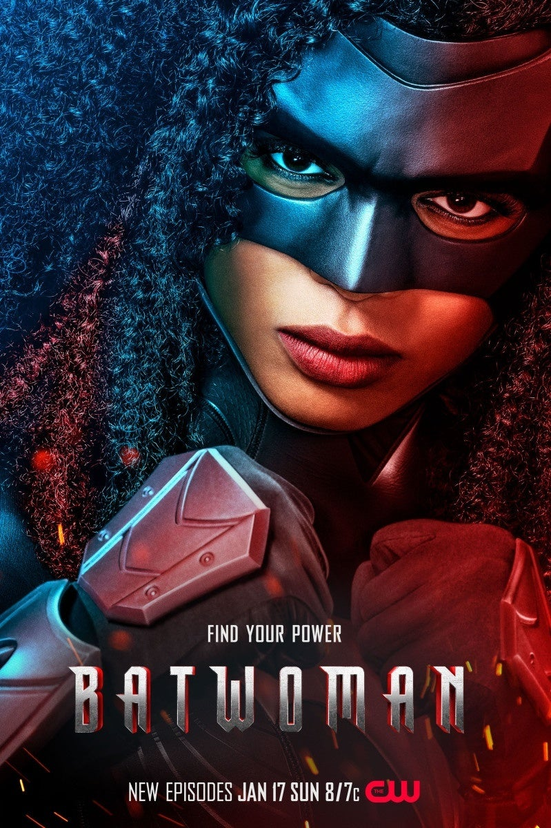 Бэтвумен, постер № 18