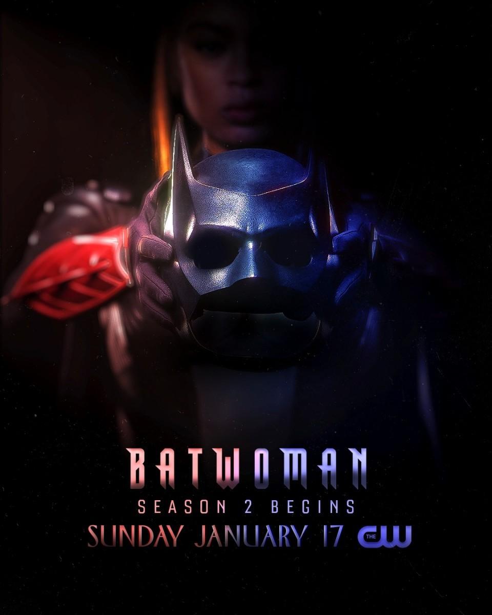 Бэтвумен, постер № 19