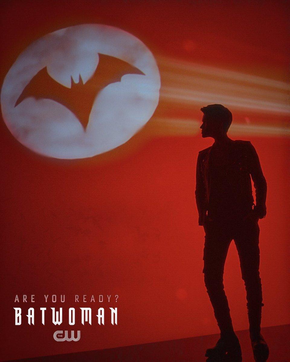 Бэтвумен, постер № 3
