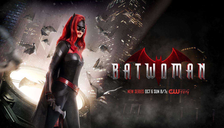 Бэтвумен, постер № 6