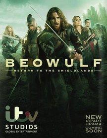 Постеры сериала «Беовульф»