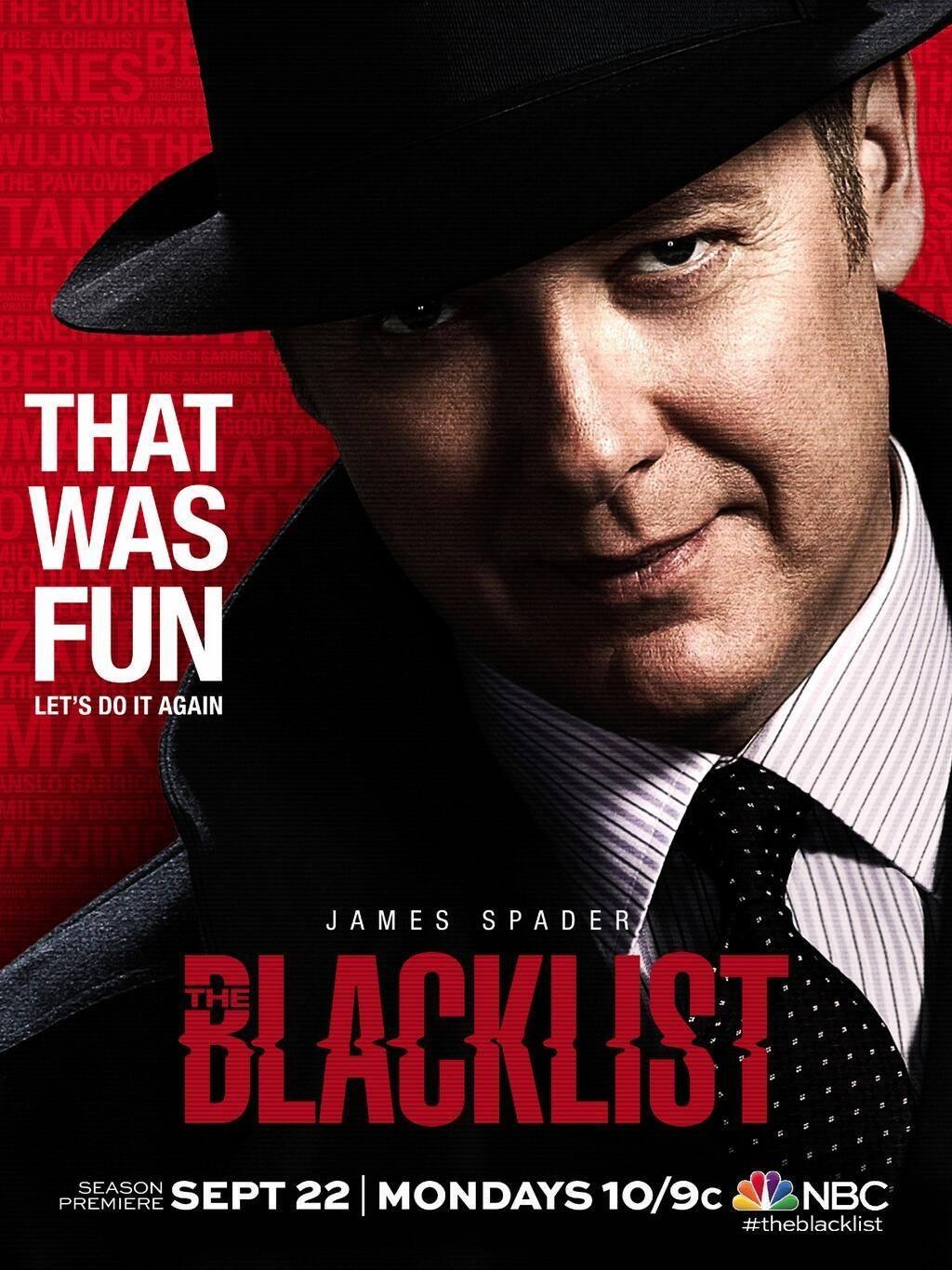 Фильм черный список скачать.