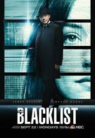 Постеры сериала «Чёрный список»