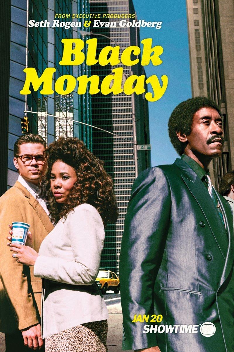 Чёрный понедельник, постер № 1