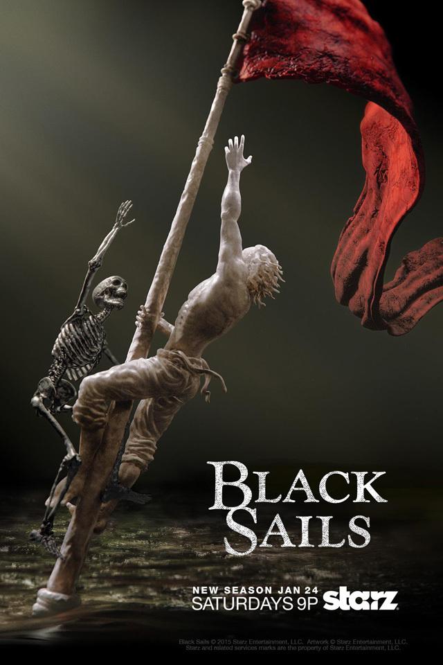 Чёрные паруса, постер № 2