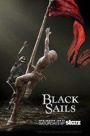 Постеры сериала «Чёрные паруса»