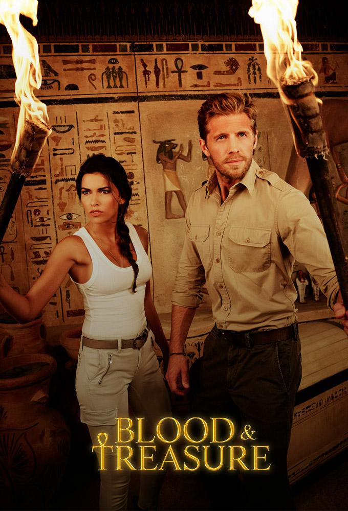 Кровь и сокровища, постер № 1